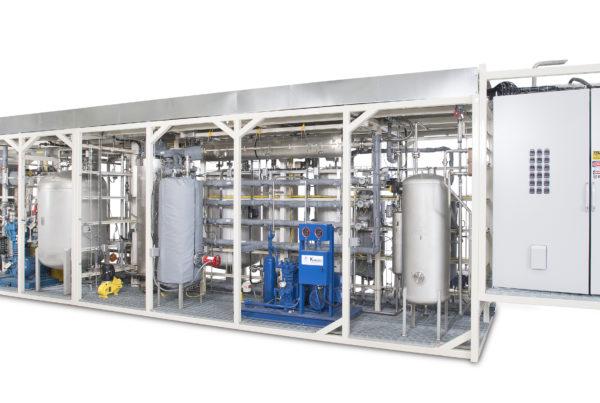 steam methane reforming Fischer-Tropsch Pilot Plant