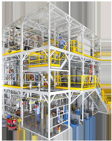 Modular Pilot Plant