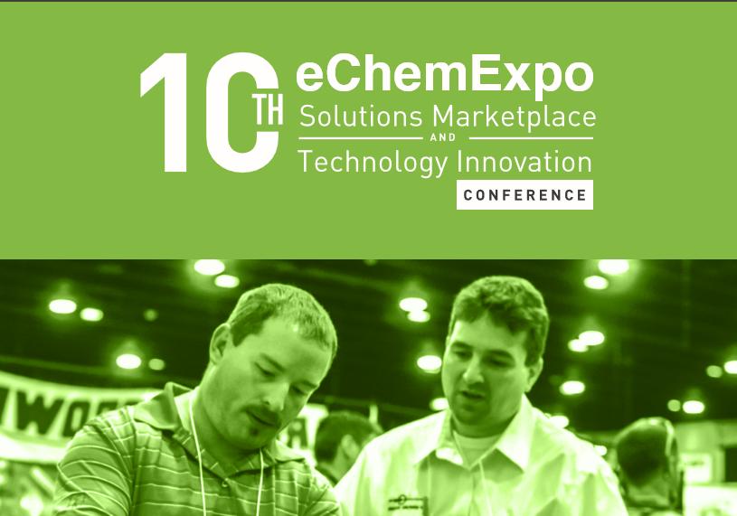 eChemExpo Solution Marketplace & Technology Innovations Conference Presentation